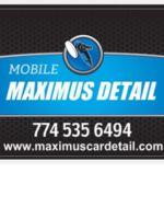 Logo Maximus Car Detail