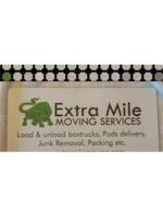 Logo Extra Mile Moving