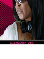Logo DJ Sassy Vee