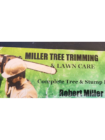 Logo Miller Tree Trimming and Lawn Care