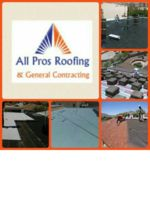 Logo All Pros Roofing & General Contracting