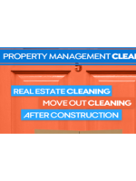 Logo R & M Cleaning Services