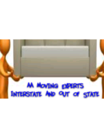 Logo AA Moving Experts Interstate And Out Of State