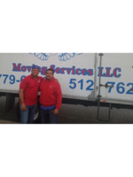 Logo Angels Moving Services