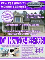 Logo Payless Quality Moving