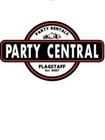 Logo Party Central Inflatables