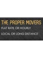 Logo The Proper Movers