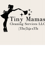 Logo Tiny Mamas Cleaning Services LLC