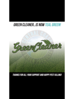 Logo Green Cleaning