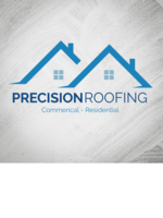 Logo Precision Roofing