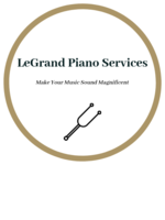Logo LeGrand Piano Services