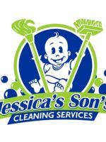 Logo Jessica's Son's Cleaning Service's