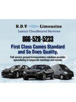 Logo Rendez-Vous Limousine, LLC