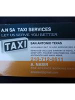 Logo Ansa Taxi  Company
