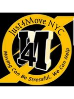 Logo JUST4MOVE NYC