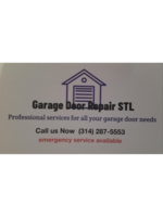Logo Garage Door Repair STL