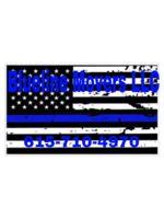 Logo Blueline Movers LLC