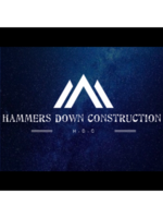 Logo Hammers Down Construction LLC