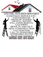 Logo GFM3 Home And Business Improve