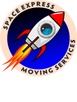 Logo Space Express Moving