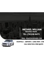 Logo Michael Transportation and Deliveries