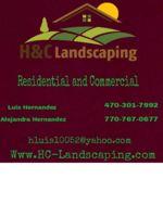 Logo H&C Landscaping LLC