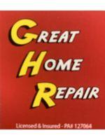 Logo GHR Construction