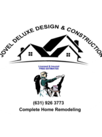 Logo Jovel Deluxe Design & Construction
