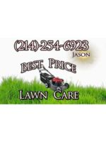 Logo Best Price Lawn Care