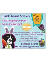 Logo Hinkel Cleaning Services