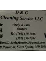Logo D&G Cleaning Services Llc