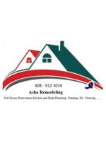 Logo Asha Remodeling