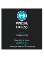Logo Vincere Fitness