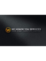 Logo WE HONOR YOU SERVICES