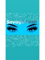 Logo Savage Lash