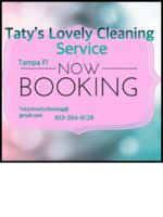 Logo Taty's Lovely Cleaning Service
