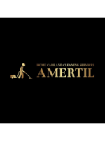 Logo Amertil Home Care & Cleaning Services