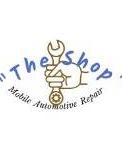 """Logo """"The Shop"""" Mobile Automotive Repair"""