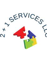 Logo 2 PLUS 1 SERVICES LLC