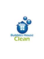 Logo Bubbles House Clean