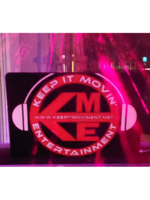 Logo Keep It Movin' Entertainment