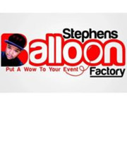 Logo SBF - Stephens Balloon Factory