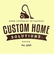 Logo Custom Home Solutions