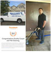 Logo Quality Carpet and Tile Cleaning