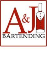 Logo A&J Bartending