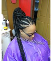 Logo Indi braids n styles