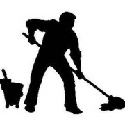 Logo Blue Collar Cleaning Service LLC