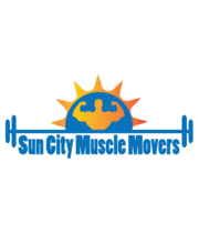 Logo Sun City Muscle Movers