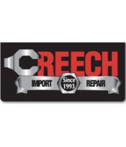 Logo CREECH IMPORT REPAIR, INC.
