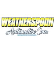 Logo WEATHERSPOON AUTOMOTIVE INC